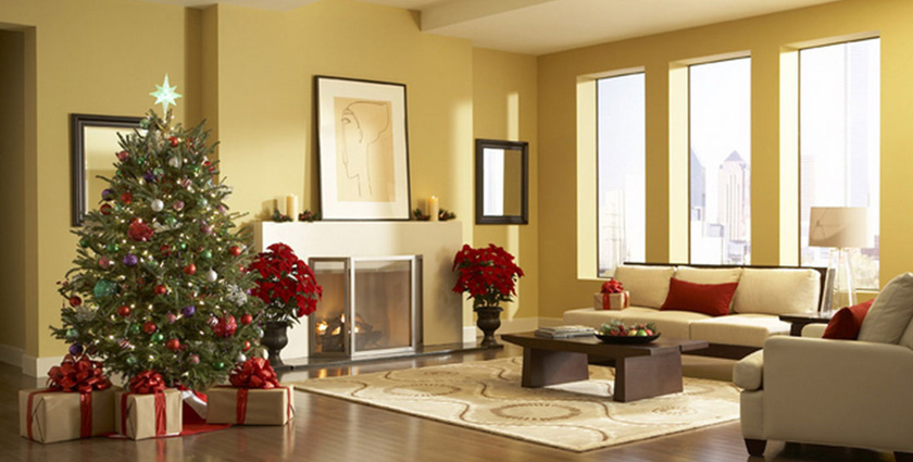 Lovely Christmas Home Decor
